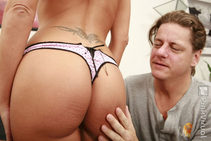 Adriana Deville Thong